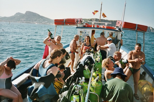 2003_08_Voyage Estartit (album Marino)